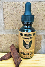 WeatherBeard Supply Co. Rustic Retreat Beard Oil