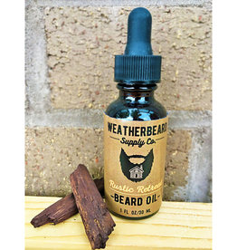 WeatherBeard Supply Co. Rustic Retreat Beard Oil