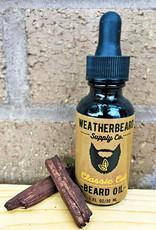 WeatherBeard Supply Co. Classic Cut Beard Oil
