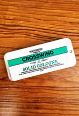 WeatherBeard Supply Co. Crosswind Solid Cologne