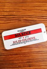 WeatherBeard Supply Co. Solstice Solid Cologne