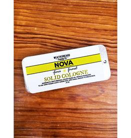 WeatherBeard Supply Co. Nova Solid Cologne