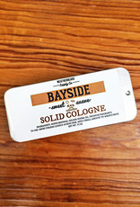 WeatherBeard Supply Co. Bayside Solid Cologne