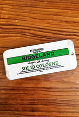 WeatherBeard Supply Co. Ridgeland Solid Cologne