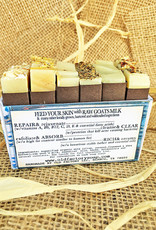 Old Factory Soap Company Goat's Milk Soap Sampler