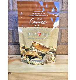 Amelia Toffee Company Coffee Toffee - 3oz. Bag