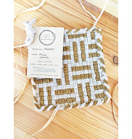 Kate Kilmurray Ochre + Flax Trivet