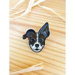 John Vogl / The Bungaloo Marmaloo Dog Enamel Pin