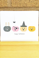 Haven Paperie Happy Jack-O-Lanterns Greeting Card
