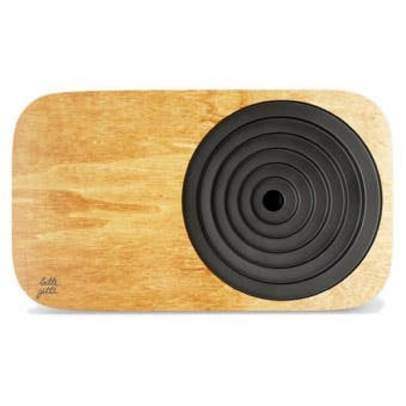 Bitti Gitti Design Workshop Wooden Speaker System
