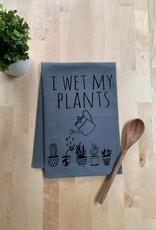 Moonlight Makers Wet My Plants Tea Towel