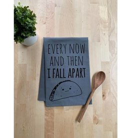 Moonlight Makers Every Now & Then Taco Tea Towel