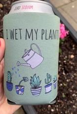 Moonlight Makers Wet My Plants Koozie