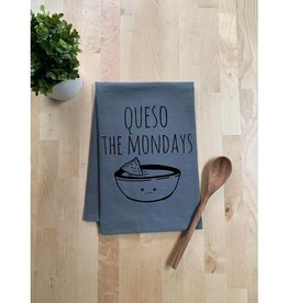 Moonlight Makers Queso The Mondays Tea Towel