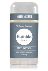 Humble Brands, Inc. Simply Unscented Deodorant