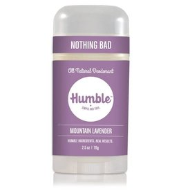 Humble Brands, Inc. Mountain Lavender Deodorant
