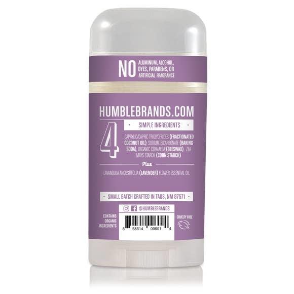 Humble Brands, Inc. Mountain Lavender Deodorant