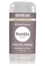 Humble Brands, Inc. Patchouli Copal + Frankincense Deodorant