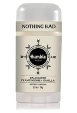 Humble Brands, Inc. Palo Santo Frankincense + Vanilla Deodorant