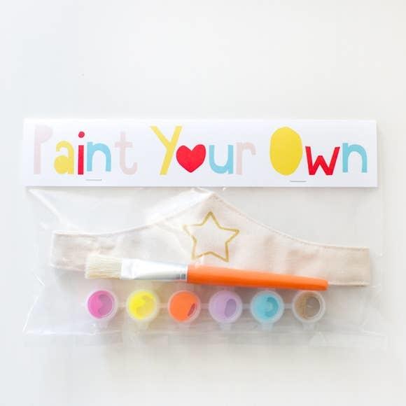 Lovelane Paint Your Own: Super Tiara Kit