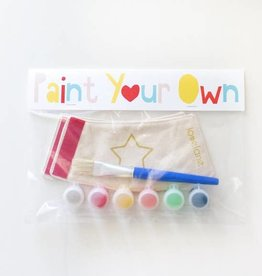 Lovelane Paint Your Own: Super Hero Cuffs Kit