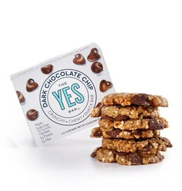 The YES Bar Vegan Dark Chocolate Chip Snack Bar