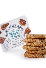 The YES Bar Vegan Salted Maple Pecan Snack Bar