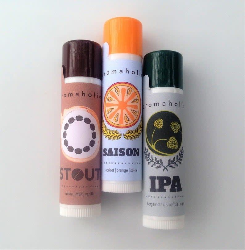 Aromaholic IPA Craft Beer Lip Balm