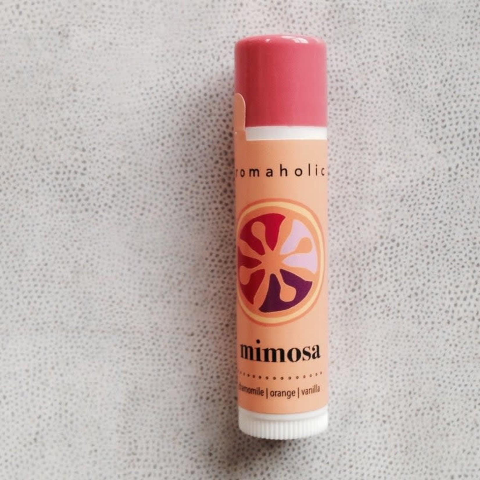 Aromaholic Mimosa Cocktail Lip Balm