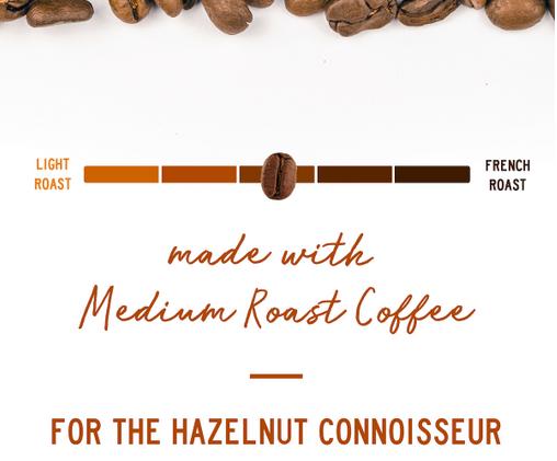Pocket Latte Hazelnut Coffee Chocolate Bar