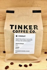 Tinker Coffee Co. Conduit - Malawi & Ethiopia Whole Bean Coffee - 12oz. Bag