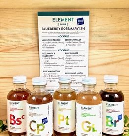 Element Shrub Element Shrub 5-Bottle Gift Set