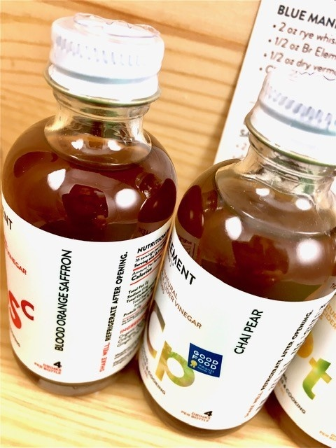 Element Shrub Element Shrub 5-Bottle Gift Set