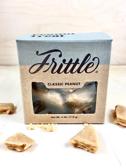 Newfangled Confections Frittle 4 oz. Original Window Box