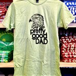 BadKneesTs Pretty Good Dad Hawk Tee