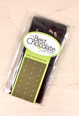 The Best Chocolate In Town Pistachio + Dried Cherry Dark Chocolate Bar
