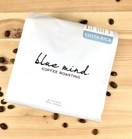 Blue Mind Roasting Costa Rica San Isidro, Sircof Farm Whole Bean Coffee -12oz. Bag