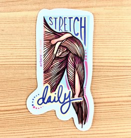Artery Ink Stretch Muscle Reminder Sticker