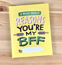 Emily McDowell & Friends You're My BFF Fill-In Journal