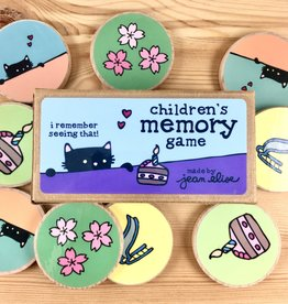 Jean Elise Designs Children's Memory Game