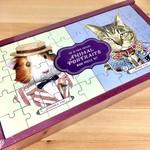 Berkley Illustration / Ryan Berkley Animal Portraits Wood Puzzle Set