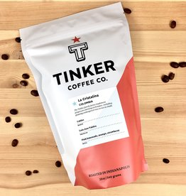 Tinker Coffee Co. Colombia - La Cristalina Whole Bean Coffee 12oz. Bag