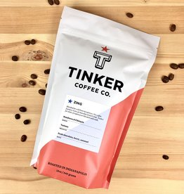 Tinker Coffee Co. Uel Zing - Cold Brew Blend Whole Bean Coffee - 12oz. Bag