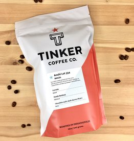 Tinker Coffee Co. Brazil Anahi Lot 334 Whole Bean Coffee 12oz. Bag