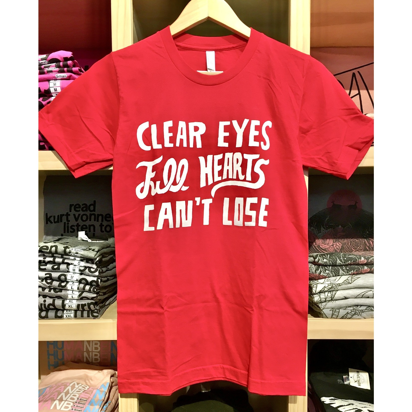 Will Bryant Clear Eyes Full Heart Tee