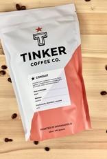 Tinker Coffee Co. Conduit - Peru + Ethiopia Whole Bean Coffee - 12oz. Bag