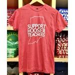 BadKneesTs IN Support Hoosier Teachers Tee