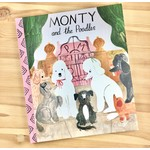 Katie Harnett Monty And The Poodles Book - Katie Harnett
