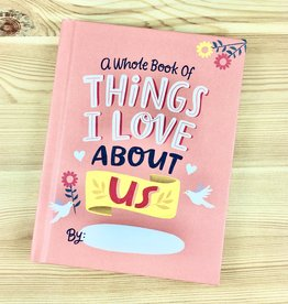 Em & Friends / Emily McDowell & Friends / Emily McDowell Studio Love About Us Fill-In Journal