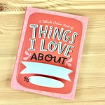 Em & Friends / Emily McDowell & Friends / Emily McDowell Studio Love About You Fill-In Journal